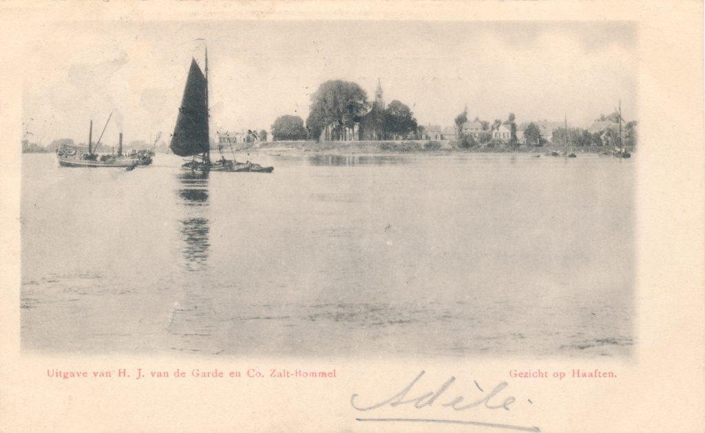 1903 (uitgeverij H. van de Garde en Co te Zaltbommel)
